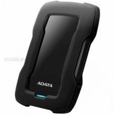 Жесткий диск внешний ADATA 1TB HD330 1TB BLACK COLOR BOX AHD330-1TU31-CBK