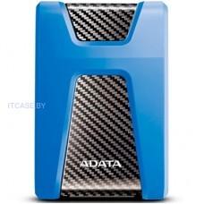 Жесткий диск внешний ADATA HD650 1TB BLUE COLOR BOX AHD650-1TU31-CBL