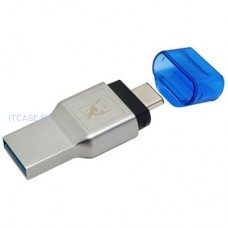 Память Flash Kingston MobileLite DUO 3C USB3.1+TypeC microSDHC/SDXC Card Reader FCR-ML3C