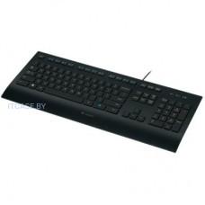 Клавиатура (BOX) LOGITECH Corded Keyboard K280E - INTNL Business - Russian layout L920-005215