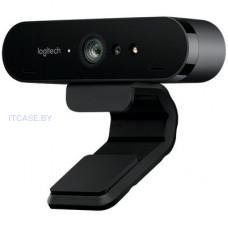 Веб-камера LOGITECH HD Webcam BRIO 4k - EMEA L960-001106