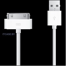 Кабель Apple 30-pin to USB Cable MA591ZM/C