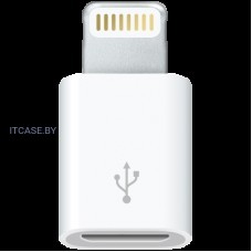 Адаптер Lightning to Micro USB adapter MD820ZM/A