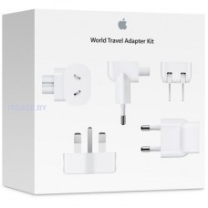 Адаптер Apple World Travel Adapter Kit (2015) MD837ZM/A