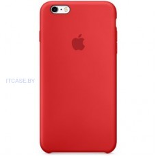 Apple Чехол iPhone 6s Plus Silicone Case (PRODUCT)RED MKXM2ZM/A