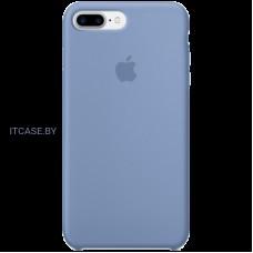 Чехол iPhone 7 Plus Silicone Case - Azure MQ0M2ZM/A