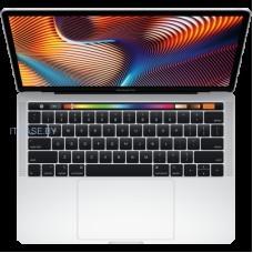 Ноутбук 13-inch MacBook Pro with Touch Bar: 2.3GHz quad-core 8th-generation IntelCorei5 processor, 256GB – Silver, Model A1989 MR9U2RU/A