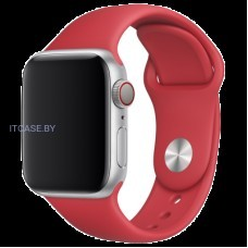 Ремешок для часов Apple Watch 40mm (PRODUCT)RED Sport Band - S/M & M/L, Model MU9M2ZM/A