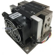Кулер для процессора Supermicro SNK-P0068AP4 2U Active CPU Heat Sink for X11 Purley Platform SNK-P0068AP4