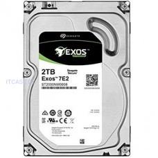 Жестский диск для сервера SEAGATE HDD Server Exos 7E2 512N (3.5'/2TB/128m/SATA 6Gb/s/7200rpm) ST2000NM0008
