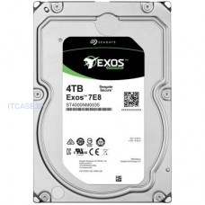 Жестский диск для сервера SEAGATE HDD Server Exos 7E8 512N (3.5'/ 4TB / 128m/ SATA 6Gb/s/ 7200rpm) ST4000NM0035